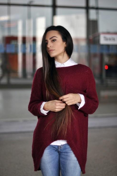 Kim-Kardashian-Fashion-Friday-Burgundy-005-492x740 - Copia