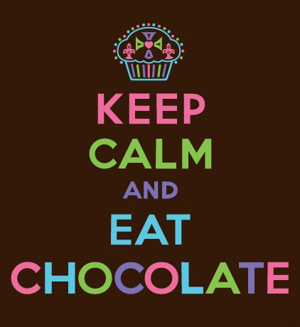 chocolate-keep-calm